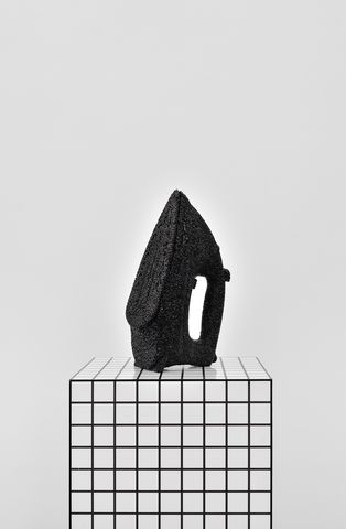 Jonah Freeman & Justin Lowe<br/><em>The Continuous Monument (Black Rice Iron)</em>, 2014